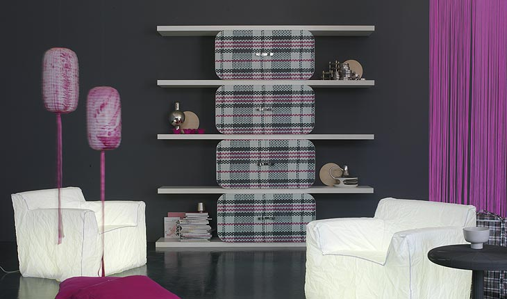 Cocoon Storage Shelf System by Ideal Form Team 9