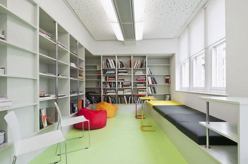 Dentsu London office interiors by Essentia Designs 7