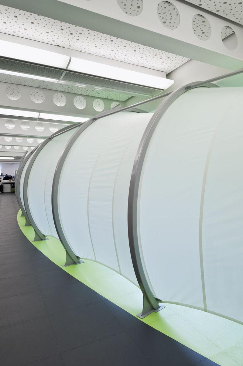 Dentsu London office interiors by Essentia Designs 8