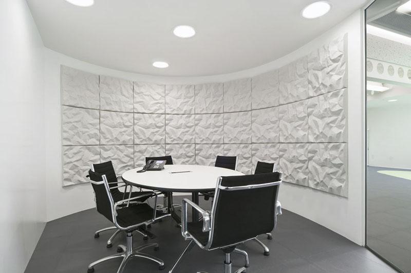 Dentsu London office interiors by Essentia Designs 9