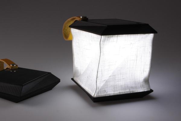 Expanding Solar Lantern by Jesper Jonsson 1