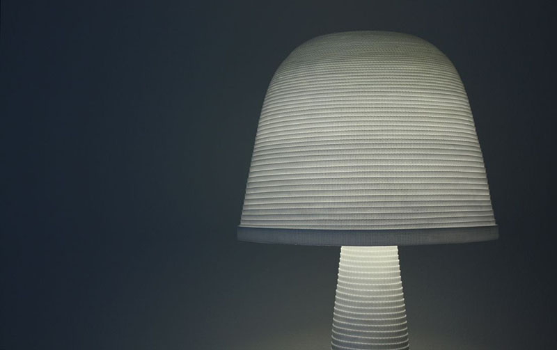 Fungi Lamp by Andreas Kowalewski 6