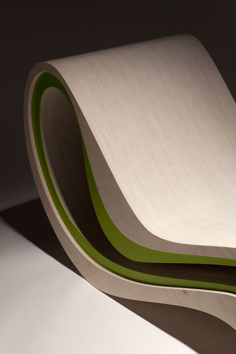 High Roller Lounge chair by Karim Rashid for Punkalive 4