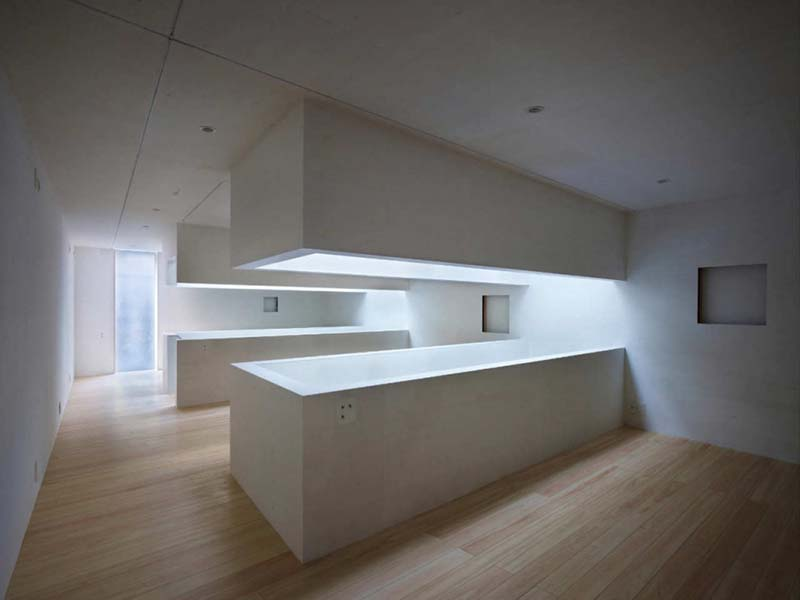 House in Kodaira by Suppose Design Office 10