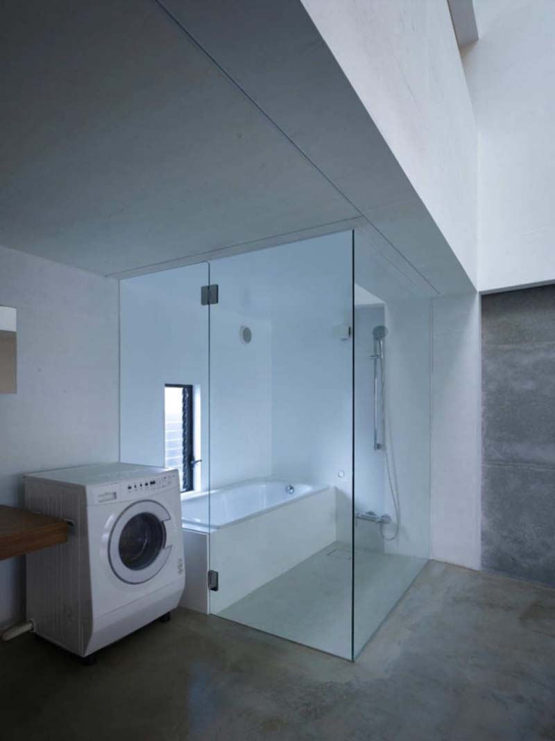 House in Kodaira by Suppose Design Office 12