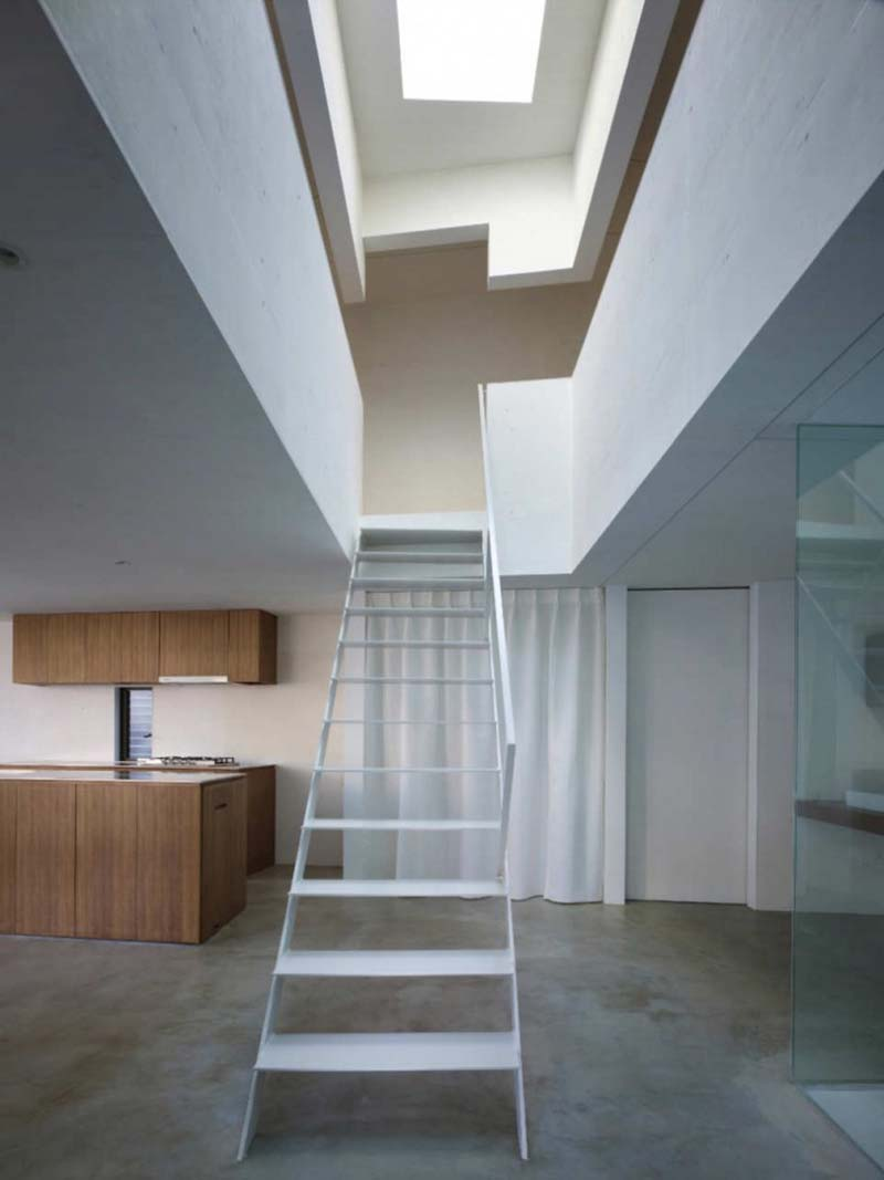 House in Kodaira by Suppose Design Office 13