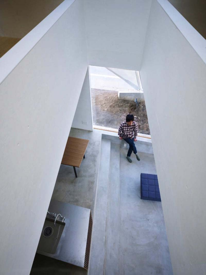 House in Kodaira by Suppose Design Office 14