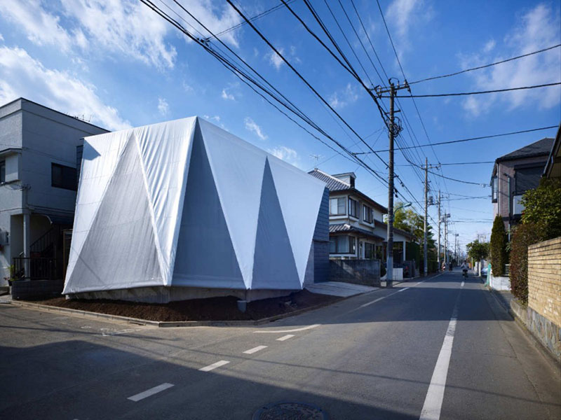 House in Kodaira by Suppose Design Office 2