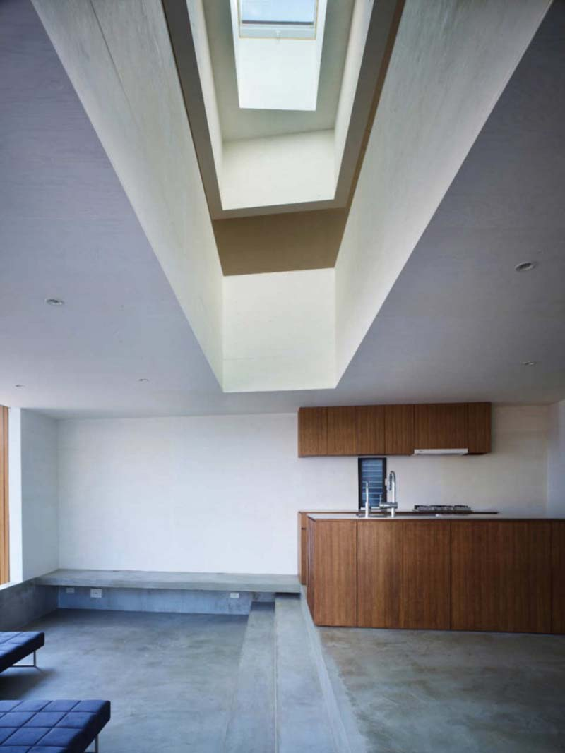 House in Kodaira by Suppose Design Office 8