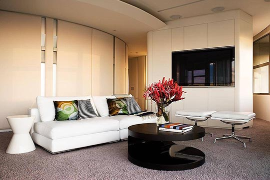 Modern Apartment Interior Design 4