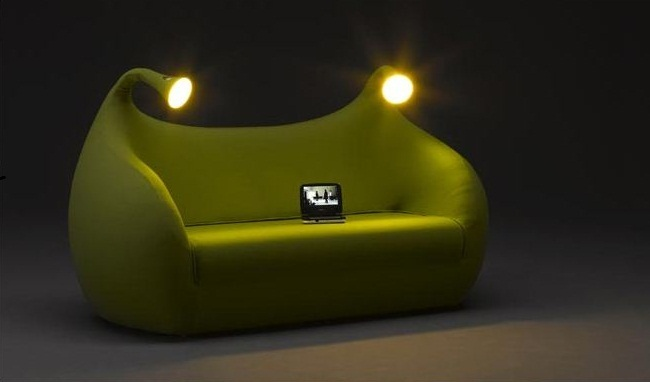 Morfeo sofa by Domodinamica 2