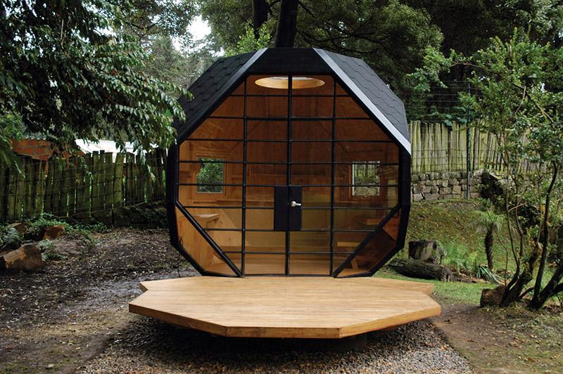Polyhedron Habitable by Manuel Villa Architecture 6
