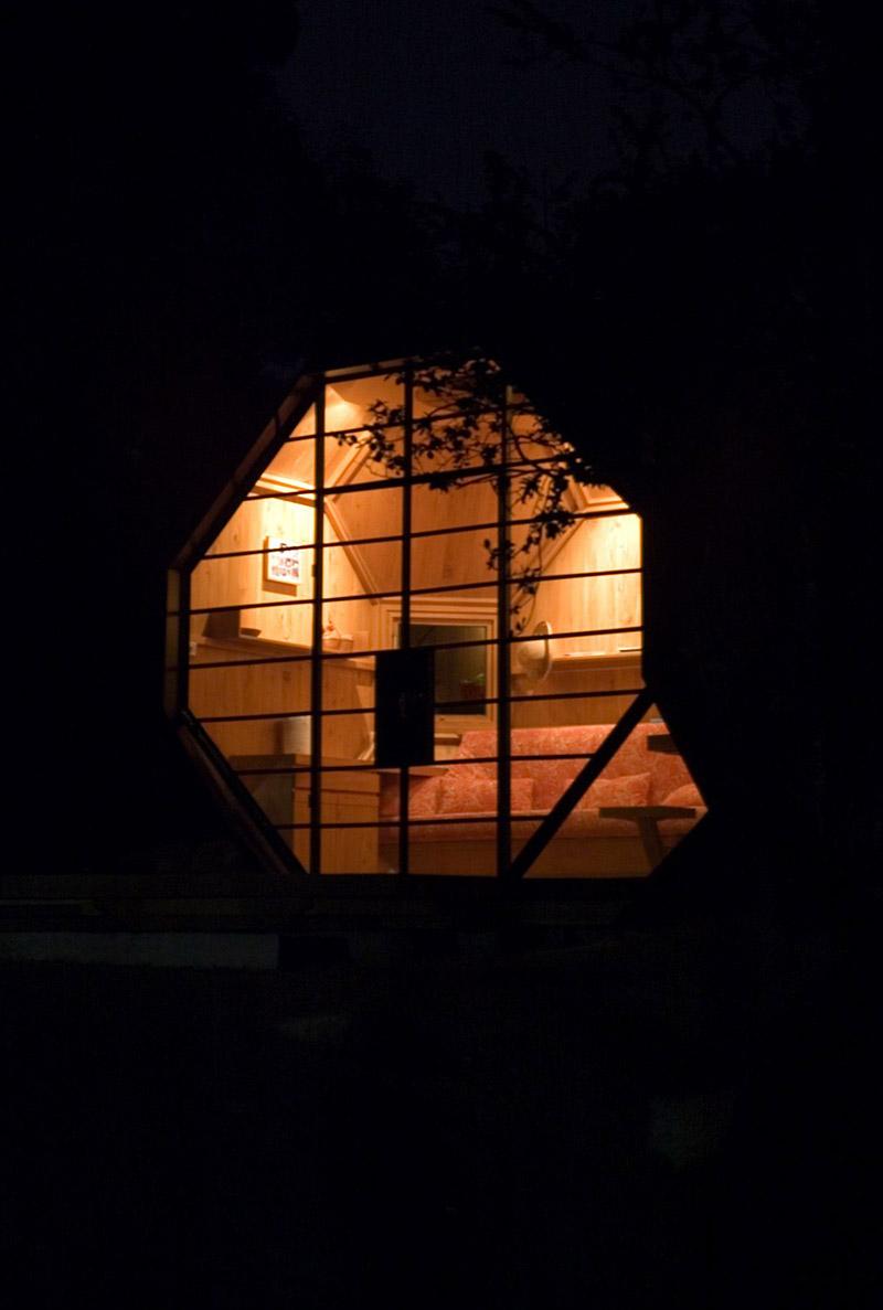 Polyhedron Habitable by Manuel Villa Architecture 9