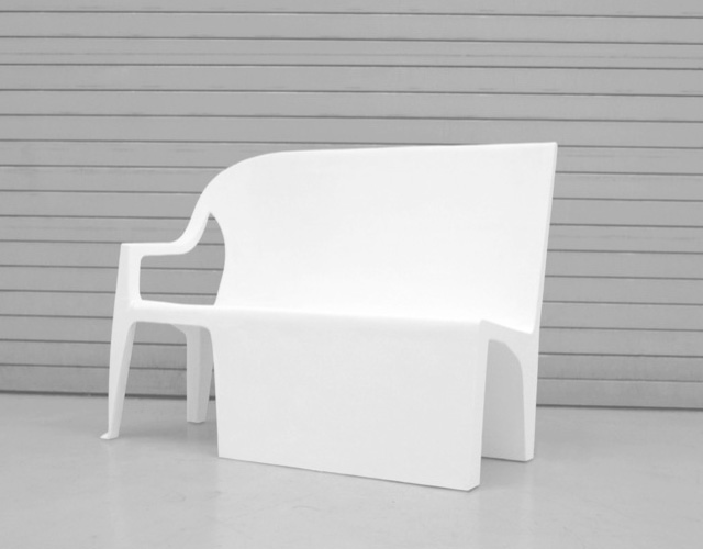 Bench Chair by Thomas Schnur 1
