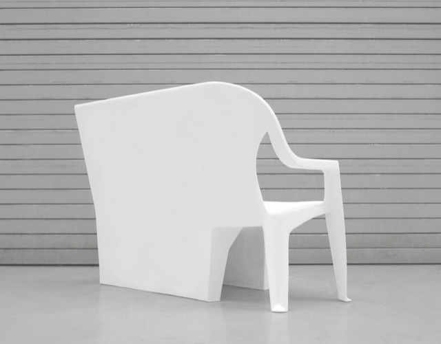 Bench Chair by Thomas Schnur 2
