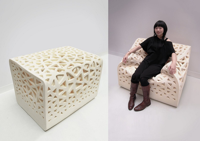 Breathing Chair Design 1