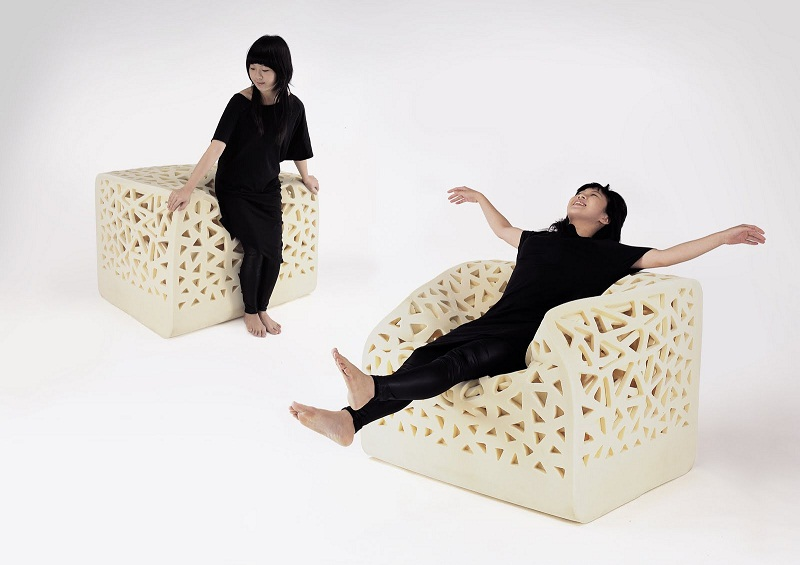 Breathing Chair Design 2