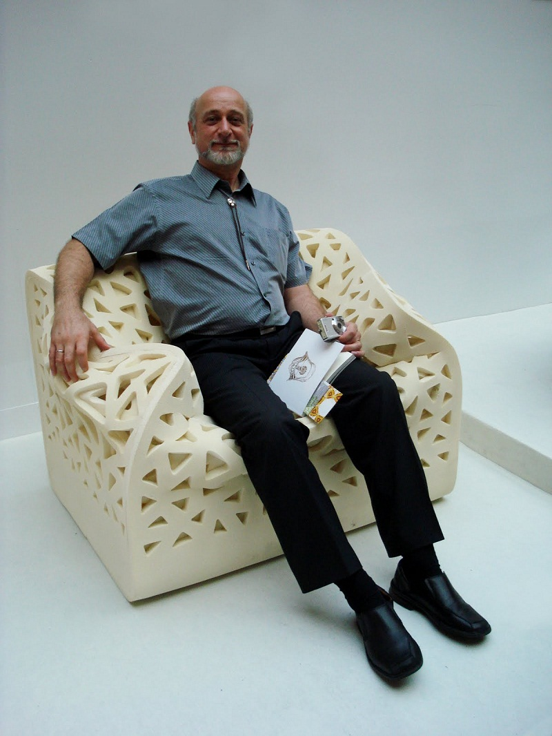 Breathing Chair Design 3