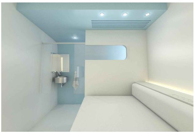 Dream and Fly Micro Hotel Concept 7