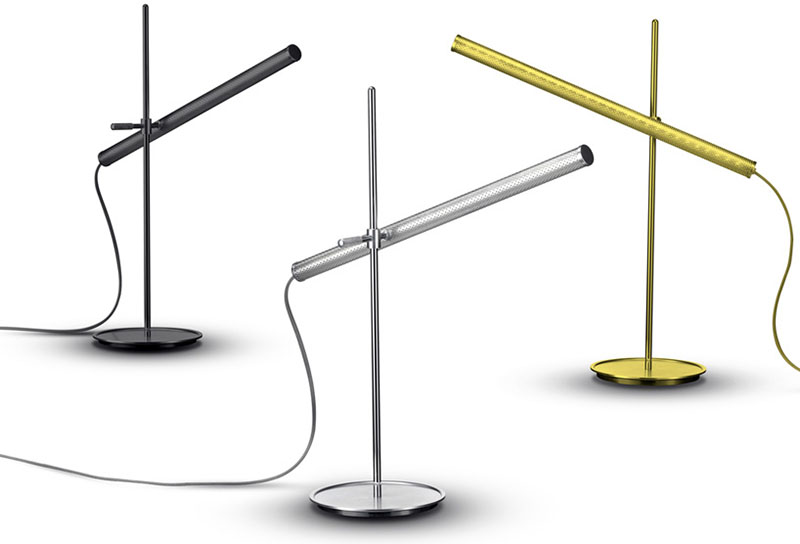 Crane Task Lamp by Benjamin Hubert for Orsjo 3