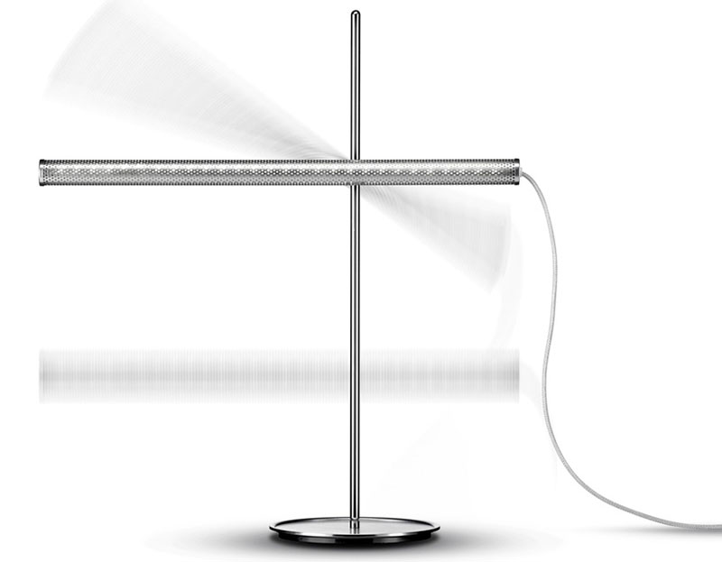Crane Task Lamp by Benjamin Hubert for Orsjo 4
