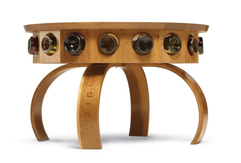 Don Vino Wine Table 2