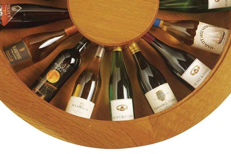 Don Vino Wine Table 4
