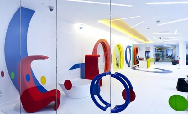 Google London Office Interior design by Scott Brownrigg 2