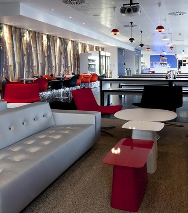 Google London Office Interior design by Scott Brownrigg 6