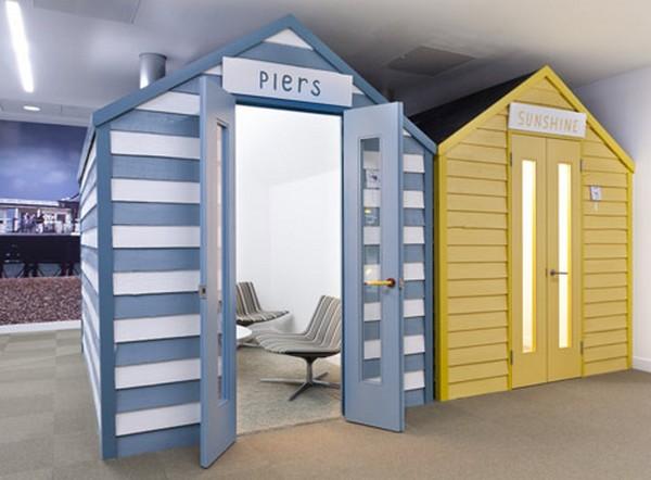 Google London Office Interior design by Scott Brownrigg 8