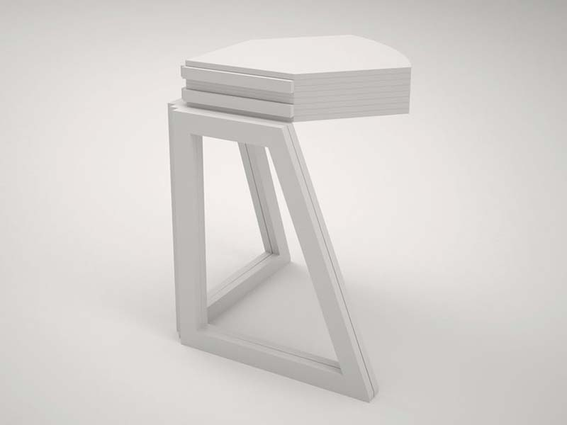 Innovative Transformable table Grand Central 2