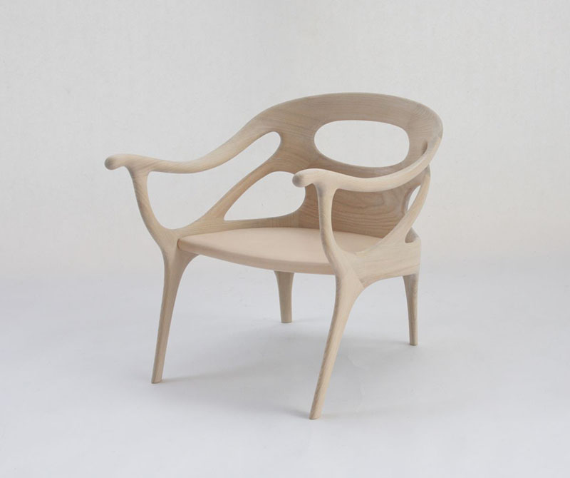 K-Chair and K-Plus by Helle Damkaer 2