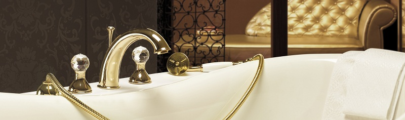 Retro Bathroom Fittings Collection Karenina By Webert 5