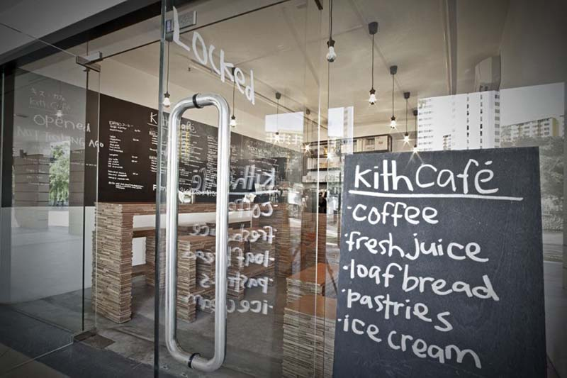 Kith Cafe Interiors by Hjgher 4