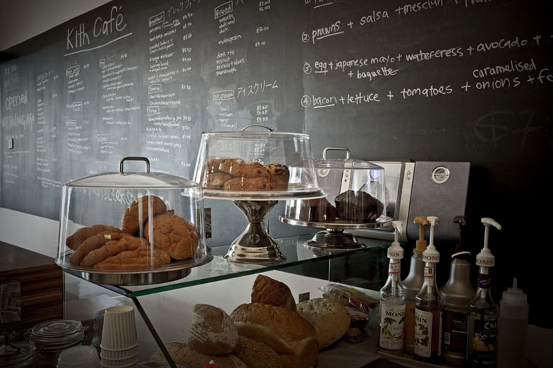 Kith Cafe Interiors by Hjgher 6