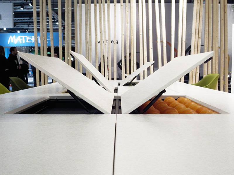 Kuubo office Table by Naoto Fukasawa for Vitra 3