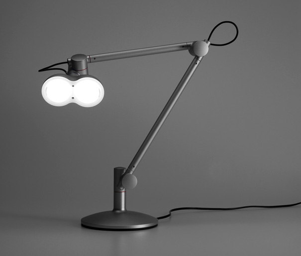 versatile LOBOT desk lamp