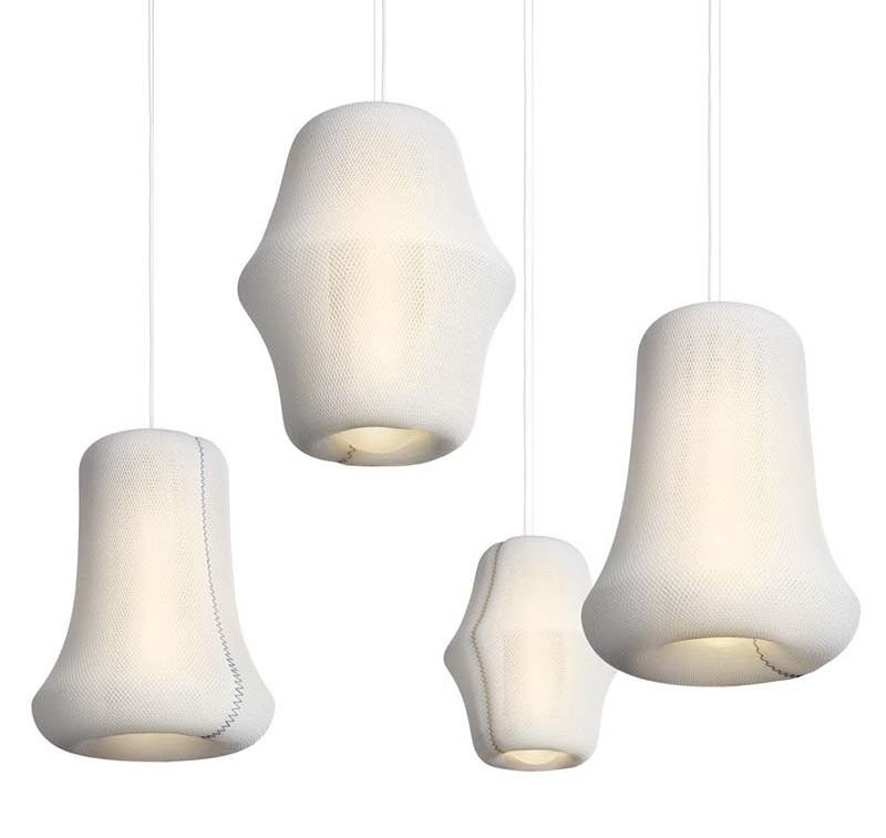 Loom Pendant Lamp by Benjamin Hubert 1