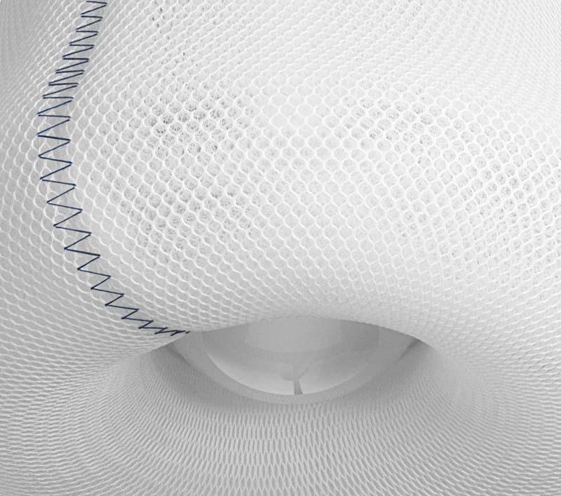 Loom Pendant Lamp by Benjamin Hubert 5
