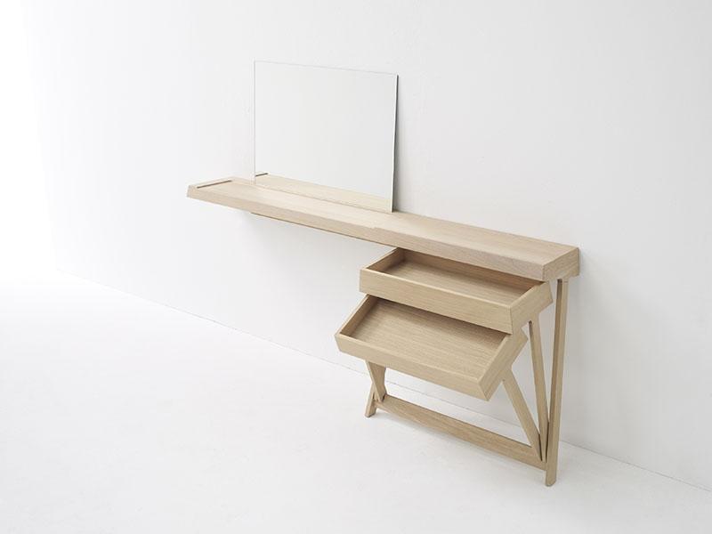 Pivot Desk And Pivot Vanity by Shay Alkalay 10