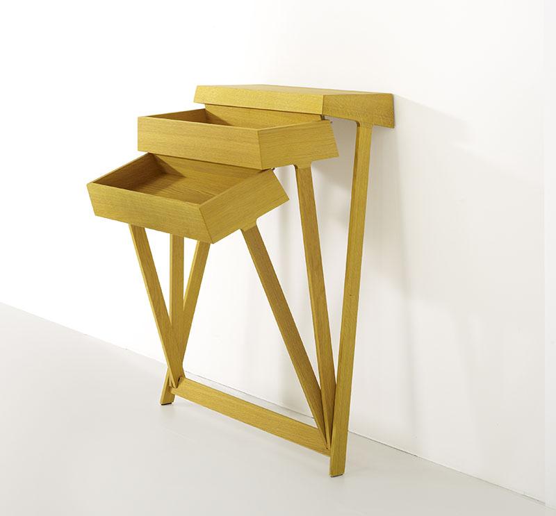 Pivot Desk And Pivot Vanity by Shay Alkalay 5