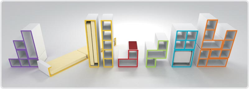Tetris Furniture 4