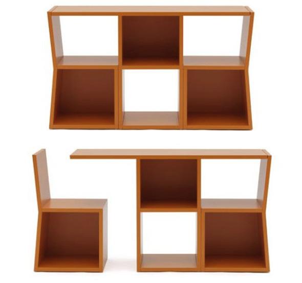 Trick Bookcase by Sakura Adachi