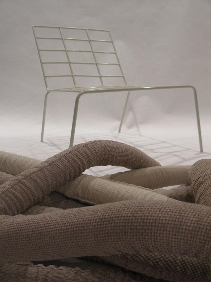 TubeME chair design by Ellinor Ericsson 4
