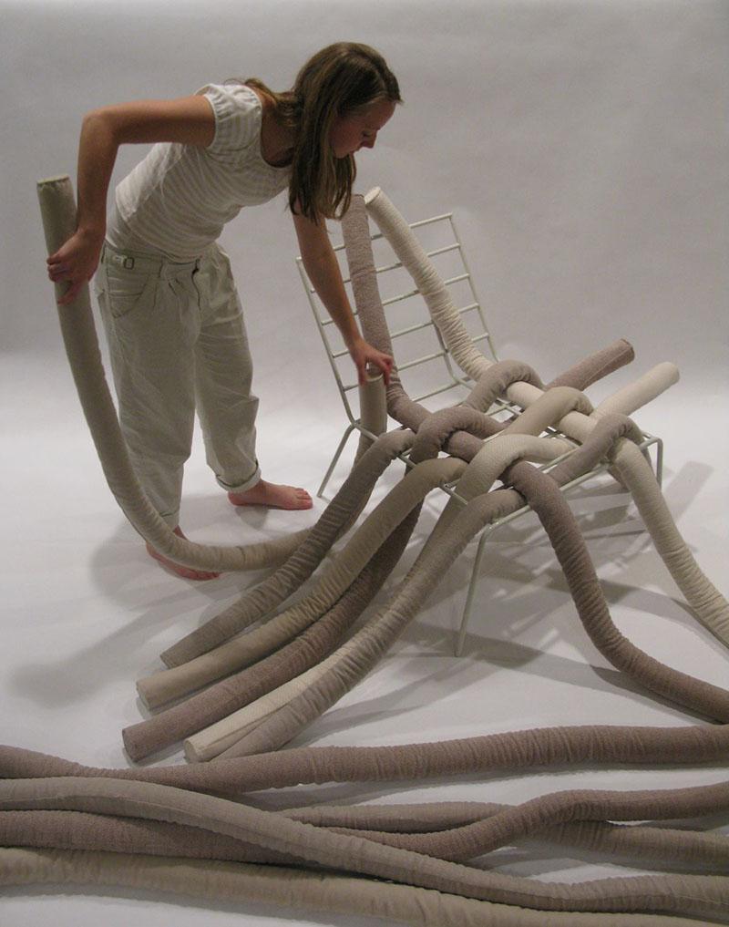 TubeME chair design by Ellinor Ericsson 8