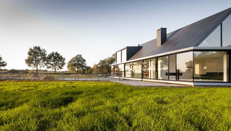 Villa Geldrop by Hofman Dujardin Architects 3