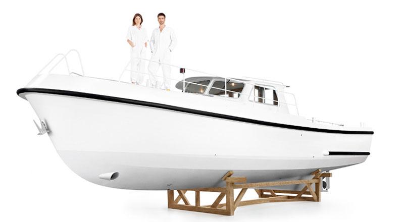Firmship 42 Modern Boat by Studio Job 10