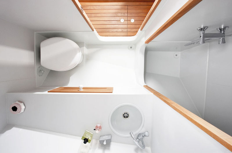 Firmship 42 Modern Boat by Studio Job 7