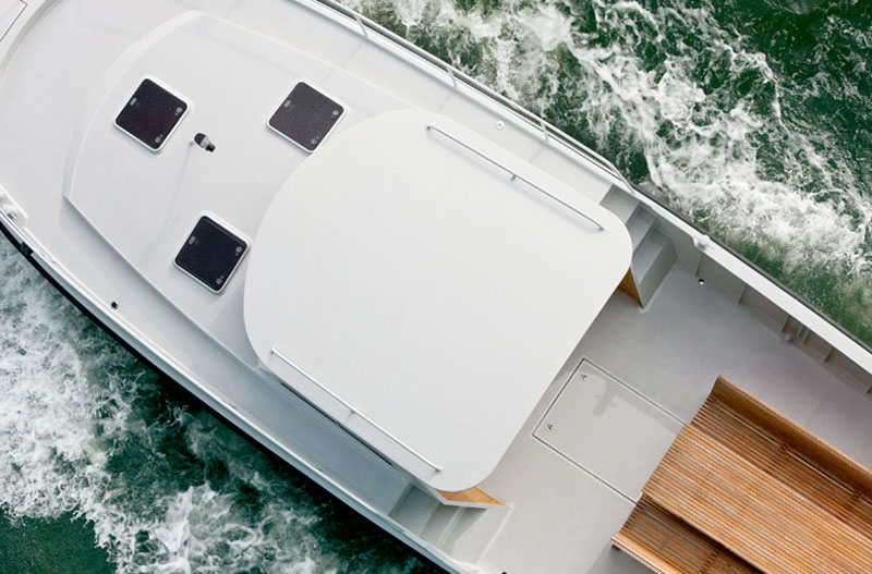Firmship 42 Modern Boat by Studio Job 9