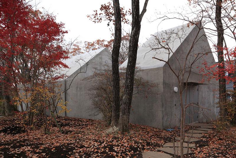 House In Nasu By Kazunori Fujimoto Architects 1